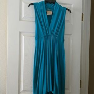 Sleeveless comfortable dress